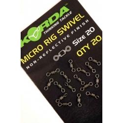 Korda Micro Rig Swivel