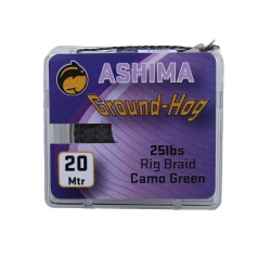 Ashima Ground Hog Green
