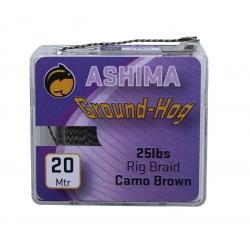 Ashima Ground Hog Brown