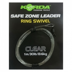 Korda Kamo Leader met Size 8 Ring Swivel