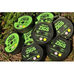 Korda Ready Zigs Barbless