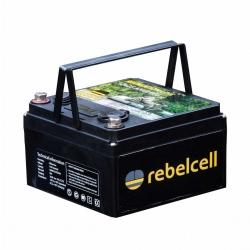 Rebelcell 12V25 Li-ion Accu