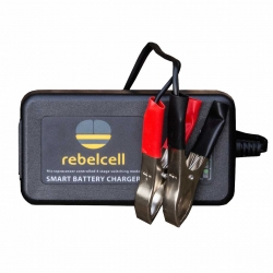 Rebelcell Acculader 12.6V 4A Li-Ion