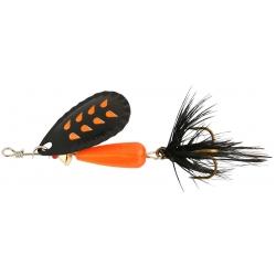 Abu Droppen Spinner 8gr Orange Black