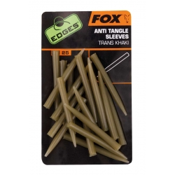 Fox Anti Tangle Sleeves Khaki