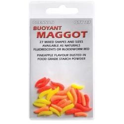 Drennan Buoyant Maggots Fluorescents