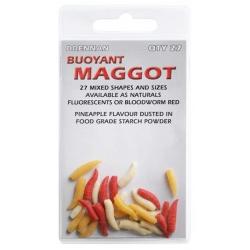 Drennan Buoyant Maggots Naturals