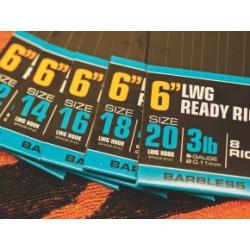 Guru LWG Ready Rigs 15cm