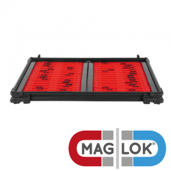 Preston Absolute Shallow Tray with 18cm winders