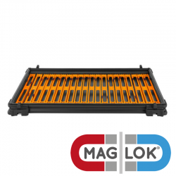Preston Absolute Shallow Tray with 26cm winders