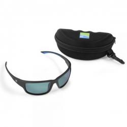 Preston Polarised Sunglasses Green Lens