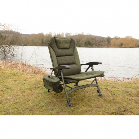 Solar SP C-Tech Recliner Chair-Low