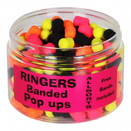 Ringers Banded Pop up