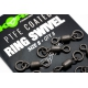Korda PTFE Ring Swivel Size 8