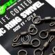 Korda PTFE Qc Ring Swivel Size 11